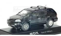 Honda Acura MDX black 1:43 Ebbro
