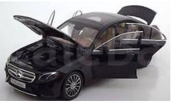Mercedes-Benz E-Class W213 AMG black 1:18 iScale