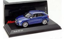 Audi RS Q3 1:43 Schuco, масштабная модель, scale43