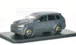 Gemballa 750 GT (Porsche Cayenne) 1:43 Spark, масштабная модель, scale43