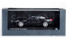 BMW 650i F13 black 1:43 Jadi