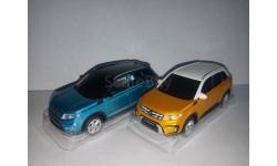 Suzuki Vitara 2015 1/43 синий металлик