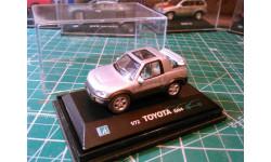 TOYOTA Rav4   1/72, масштабная модель, Bauer/Cararama/Hongwell, scale43