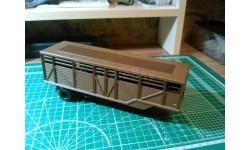 ОдАЗ-857Б Скотовоз, масштабная модель, Vector-Models, scale43