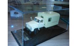 Специальная Медицинская Служба  Ленинград 1978г, масштабная модель, ГАЗ, DiP Models, 1:43, 1/43