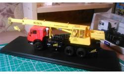 КС-3575(53212), масштабная модель, Start Scale Models (SSM), scale43, КамАЗ