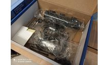 НЕФАЗ-96742 AVD, сборная модель автомобиля, AVD Models, scale43