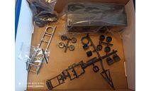 ГКБ-8350 AVD, сборная модель автомобиля, AVD Models, scale43