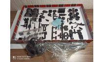 КамАЗ-6460 Шасси AVD, масштабная модель, AVD Models, scale43