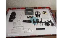 КамАЗ-6520 Кабина Рестайлинг AVD, сборная модель автомобиля, AVD Models, 1:43, 1/43