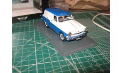 ГАЗ-М22А грузовой фургон 1962г Цена три дня!, масштабная модель, Neo Scale Models, scale43