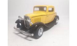 Ford 3- Window Coupe, масштабная модель, Kinsmart, 1:35, 1/35