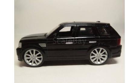 Range Rover Sport, масштабная модель, Saico, scale43