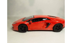 Lamborghini Aventador LP700-4, масштабная модель, Kinsmart, scale35