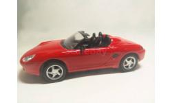 Porsche Boxster, масштабная модель, Joy City, scale43