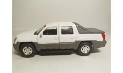 Chevrolet Avalanche, масштабная модель, Welly, scale43