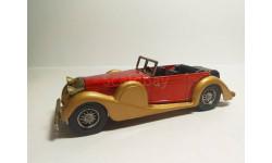 Drophead Coupe, масштабная модель, Matchbox, scale43