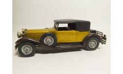 Packard Victoria 1930, масштабная модель, Matchbox, scale43