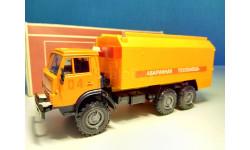 КамАЗ 4310 аварийная служба с рубля!!!, масштабная модель, Элекон, scale43