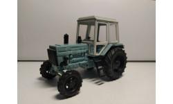 МТЗ-82, масштабная модель трактора, СССР, 1:43, 1/43