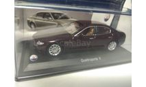 Maserati Quattroporte V, масштабная модель, Altaya, scale43