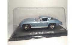 Chevrolet Corvette, масштабная модель, DeAgostini, scale43