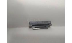 Оптика москвич 2 круглые фары серая, запчасти для масштабных моделей, Агат/Моссар/Тантал, scale43