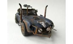 Cobra, масштабная модель, Моделист, scale24, Ac Cobra