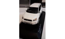 Toyota RAV4 2006 white Minichamps, масштабная модель, 1:43, 1/43