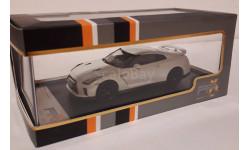 Nissan GT-R год 2017 1:43 Premium X, масштабная модель, 1/43