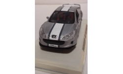 Peugeot 407 Silhouettе  1/43  'Autotime Collection'