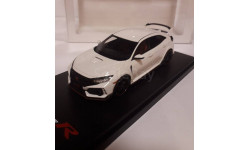 Honda Civic Type R 2017 1/43 TSM