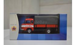 Barkas B1000 пожарный  1^43 IST, масштабная модель, IST Models, scale43