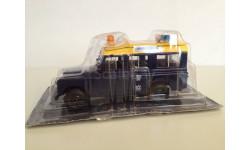 Лендровер, Land rover Chaina 1:43, полицейские машины мира, масштабная модель, Bauer/Cararama/Hongwell, scale43