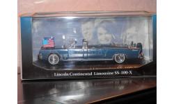 Lincoln Continental   JFK, масштабная модель, 1:43, 1/43, Atlas