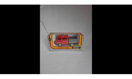 СарАвто.Уаз - 39094 'Фермер' бортовой Аварийный С001, масштабная модель, 1:43, 1/43, Агат/Моссар/Тантал