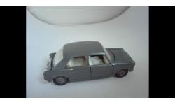 Модель автомобиля Ремейк Innocenti Morris IM3, серый МЕТАЛЛ. MADE IN URSS  С039, масштабная модель, 1:43, 1/43