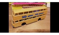 Модель Автобус Bussing Двухэтажный Espewe Models 39 с коробкой 1 87  С377