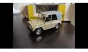 Модель УАЗ 469 N А34 БЕЖЕВЫЙ 1988 ГОД С коробкой С008, масштабная модель, 1:43, 1/43