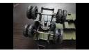 5410 прицеп 1/43 ХАКИ  С006 из коллекции 1/43 АРЕК ЭЛЕКОН, масштабная модель, 1:43
