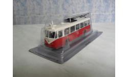 Троллейбус Vetra VBRh Польская журналка спец.выпуск, масштабная модель, 1:72, 1/72