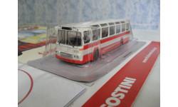Skoda Karosa SM 11 Польская журналка Kultowe Autobusy PRL-u  №2, масштабная модель, scale72