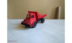 МАЗ 510 (1962) самосвал красный  Наш Автопром