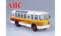 ЗИЛ-158А Экскурсионный, масштабная модель, Советский Автобус, scale43