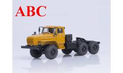 УРАЛ 44202-0311-31 (двигатель ЯМЗ-238) седельный тягач , Код модели: 100930, масштабная модель, Автоистория (АИСТ), 1:43, 1/43