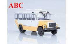КАВЗ-3976 пассажирский, Код модели:  101142, масштабная модель, Автоистория (АИСТ), 1:43, 1/43