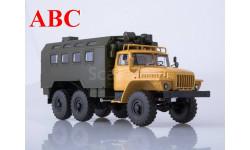 Урал-4320 кунг, Код модели: 101418.к, масштабная модель, Автоистория (АИСТ), scale43