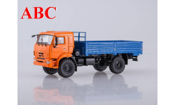 КАМАЗ-43502 бортовой), Код модели: 101630, масштабная модель, Автоистория (АИСТ), 1:43, 1/43