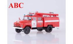 АЦ-40 (130) Санкт-Петербург, Код модели: 101708, масштабная модель, Автоистория (АИСТ), scale43, ЗИЛ