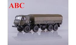 КАМАЗ-6350 Мустанг 8x8 бортовой, Код модели: 101951, масштабная модель, Автоистория (АИСТ), 1:43, 1/43